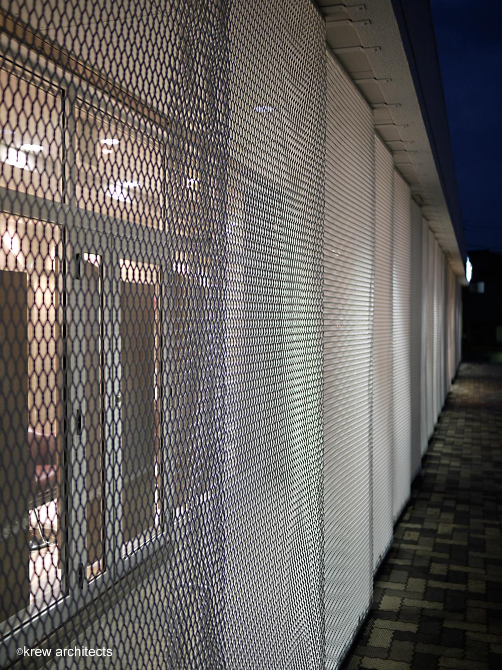 facade夜左